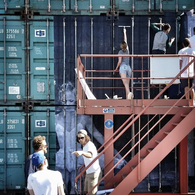 JR shipping container 2